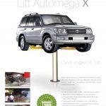 LIFT Hidrolik -AUTOMEGA-X