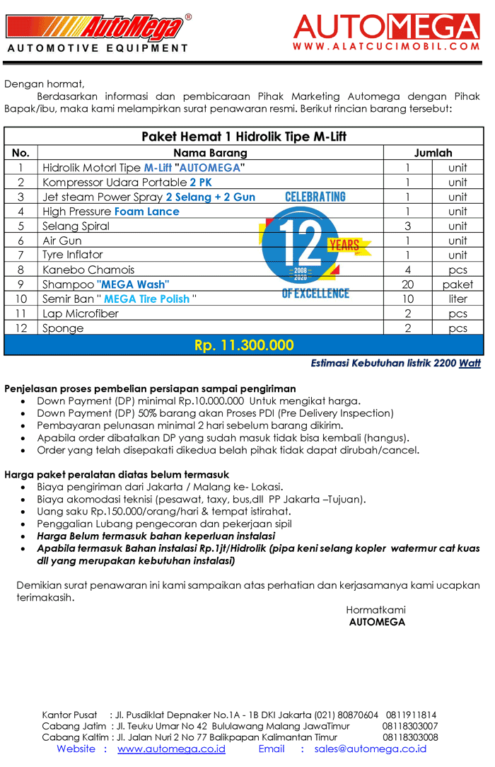 Paket-Hemat-1-Hidrolik-Lift-Cuci-Motor-M-Lift