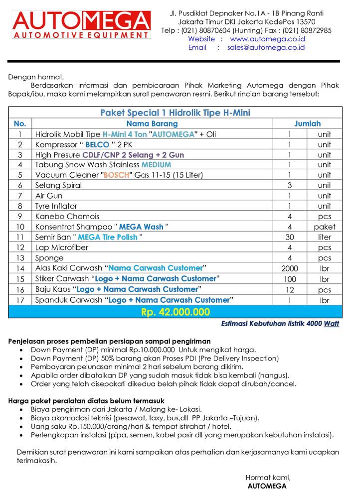 Paket-Special-1-Hidrolik-Lift-Cuci-Mobil-tipe-H-Track