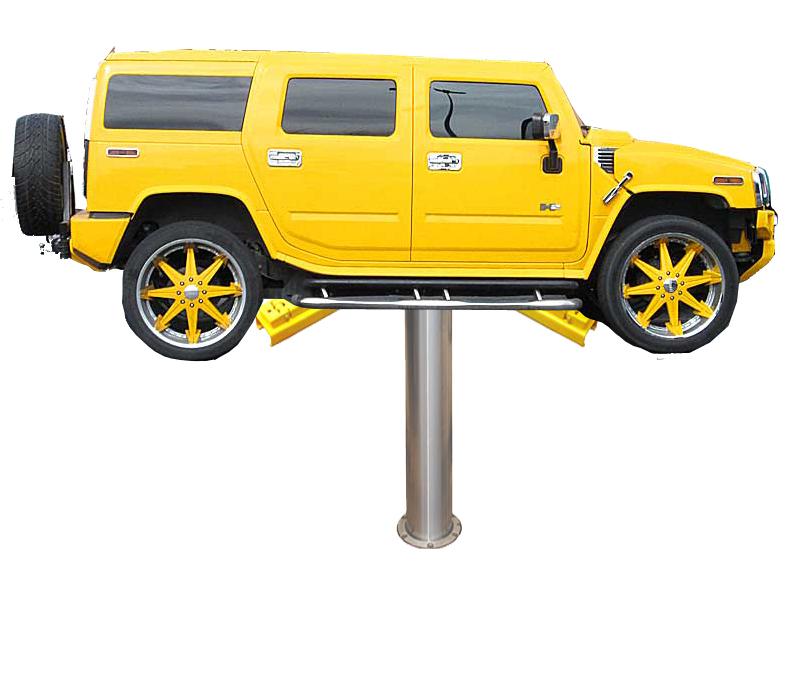Hidrolik Lift Cuci Mobil tipe X 2,5 M