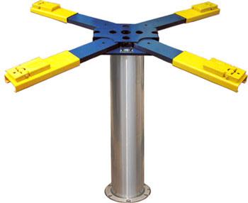 Hidrolik Lift Cuci Mobil tipe  X 2 M