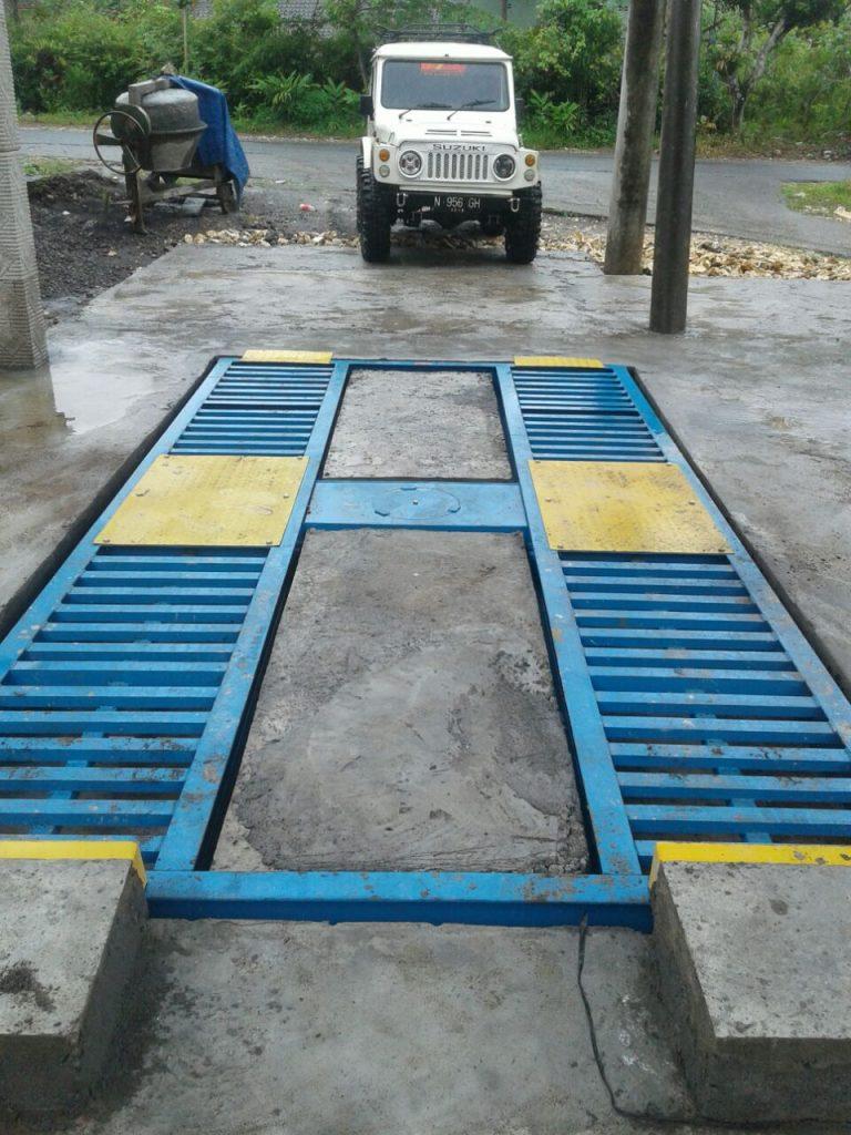 hidrolik cuci h full truk 6 ton 1