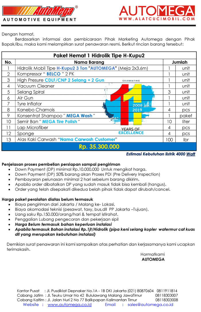 Paket-Hemat-1-Hidrolik-Lift-Cuci-Mobil-tipe-H-Kupu2