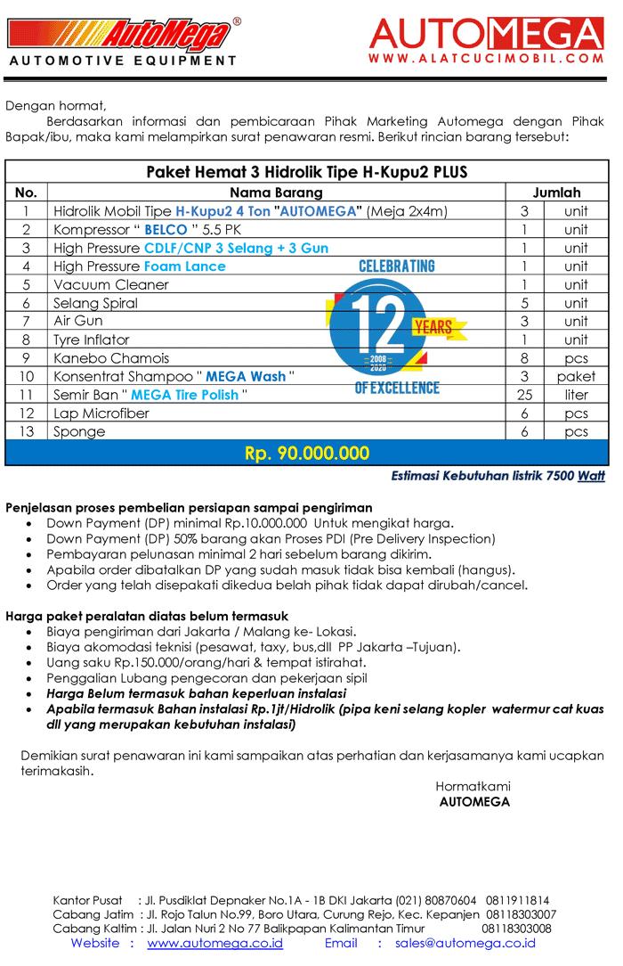 PLUS-Paket-Hemat-3-Hidrolik-Lift-Cuci-Mobil-tipe-H-Kupu2