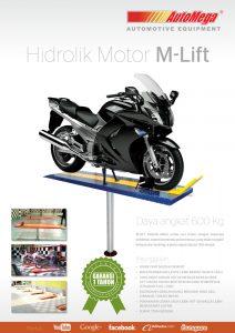 Hidrolik Motor M-Lift
